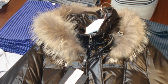 trendy jacket hip hop style made from dog fur sold in USA and europe and Canada